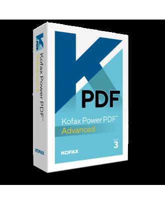 Kofax Power PDF Advanced for Windows