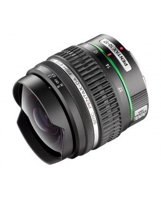 Obiectiv foto Pentax DA 10-17mm F3.5-4.5 SMC ED Fish Eye (IF)