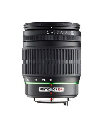 Obiectiv foto Pentax DA 17-70mm F4 SMC AL (IF) SDM
