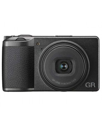 Ricoh GR III Black