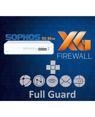 XG 86 Wifi + Full Guard 12 months